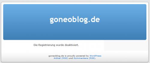 goneo blog