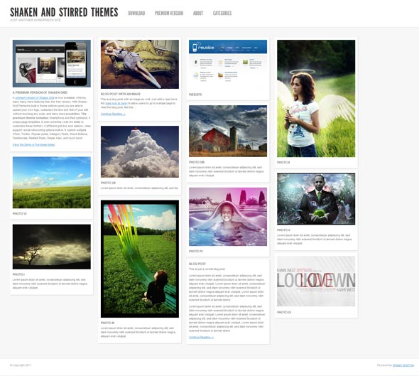 Best/ Top WordPress Fotoblog/ Photoblog Themes & Plugins