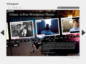 Viewport Fotoblog Photoblog WordPress Theme Best WP Photo Blog Theme