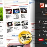 Gadgetine Premium Magazine WordPress Theme