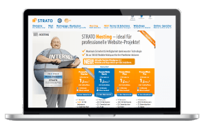 Strato WordPress Hosting Vergleich - Test WordPress Hoster Strato