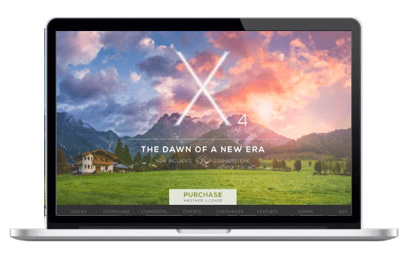 WordPress Premium Theme - X - The Theme - Best WordPress Premium Theme 2015