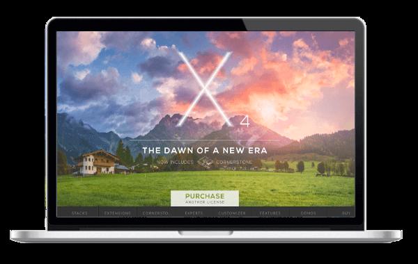 WordPress Premium Theme - X - The Theme - Best WordPress Premium Theme 2015