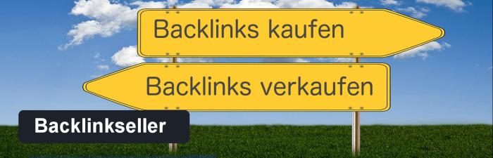 Backlinkseller - Geld verdienen mit Backlinks