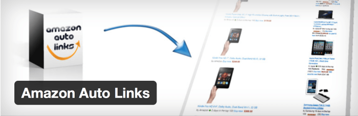 WordPress Affiliate Plugin Amazon Auto Links