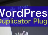 WordPress Duplicator Plugin - kopieren von WordPress Artikel und Seiten mit einem Plugin