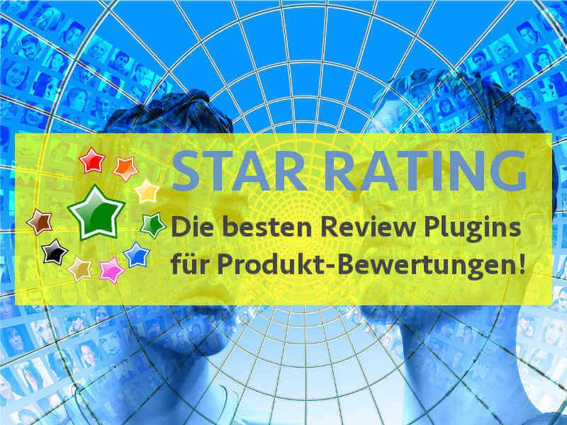 WordPress Review und Star Rating Plugins für Test - Produktbewertungen - Produktvergleiche und Erfahrungsberichte-2