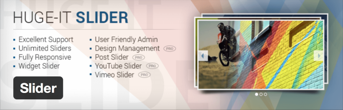 WordPress Slider Plugins - Huge IT Slider