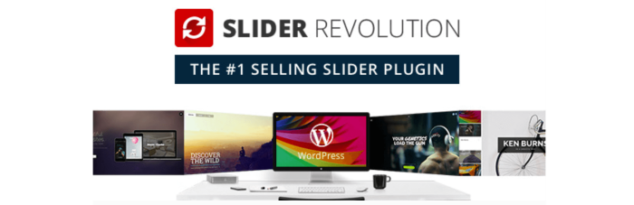 WordPress Slider Plugins - Slider Revolution - WordPress Plugin