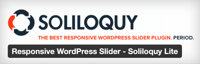 WordPress Slider Plugins - Soliloquy Slider
