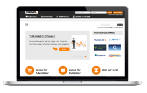 wp-magazine Zanox Affiliate Marketing Netzwerk - Geld verdienen mit Zanox