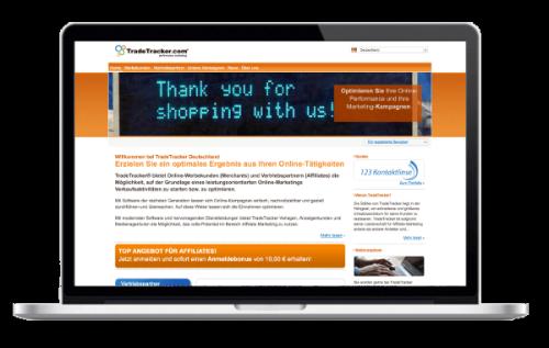 wp-magazine tradetracker affiliate netzwerk - Geld verdienen mit tradetracker