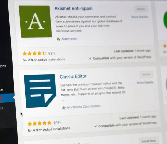 Beliebte-WordPress-Plugins