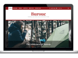 Burouc - Personal and Travel Blog WordPress Theme - Reiseblogger - Weltreise - Reiseziele - Google-Maps