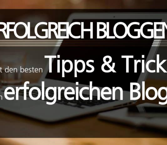 Erfolgreich-Bloggen