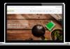 Garden Master - Wordpress Agriculture - Lawn Shop theme Garten Ratgeber WordPress Theme Gartenbau Design Landschaftsbau Design