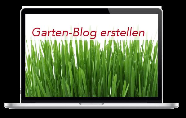 Garten-Blog erstellen - Hobby-Gärtner, Kleingärtner, Gartenbauer Landschaftsplaner - Blogs erstellen