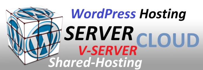 WordPress Hosting Webhosting Server Infrastruktur FAQ