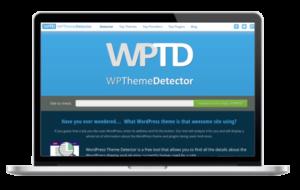 wpthemedetector.com - WordPress Theme herausfinden mit wpthemedetector.com