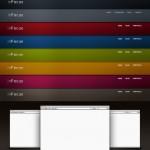 inFocus - Premium WordPress Theme - Corporate Blog - Farbauswahl
