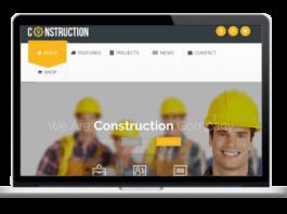 Constructor Theme - WordPress Theme für Bauherren Architekten und Bauunternehmen