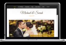 Hochzeit-Theme WordPress - Marriage - Responsive Wedding Wordpress Theme