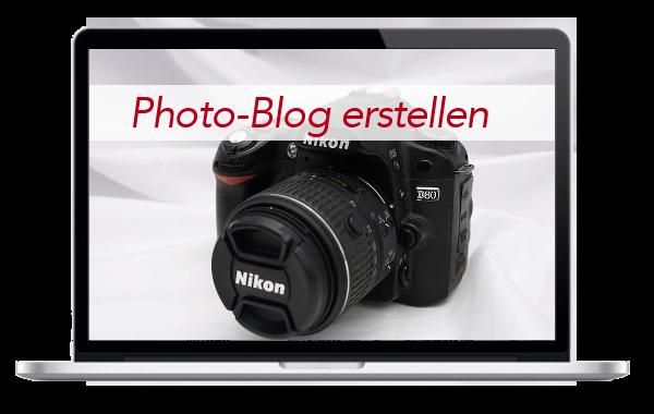 Photo-Blog erstellen - Photography Fotograf Foto Bild Anleitung Ratgeber Tipps