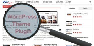 WordPress Themes und Plugins eines WordPress Blogs auslesen