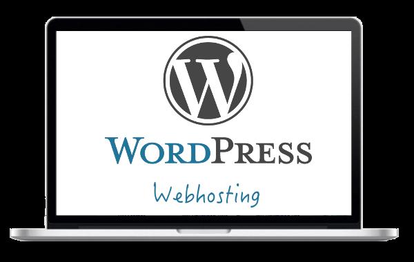 WordPress Webhosting - Hosting von WordPress Blogs